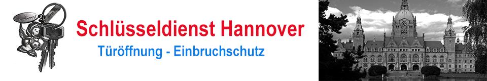 Schluesseldienst Hannover alle Stadtteile